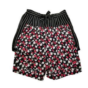 {Lane Bryant & A New Day} Shorts Bundle